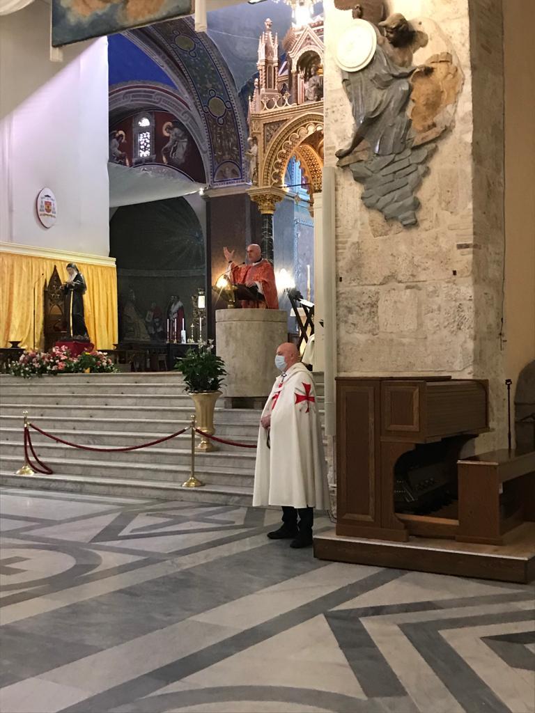 Santa Messa e Custodia della Cattedrale di Sant'Emidio ad Ascoli Piceno – 31.05.2020