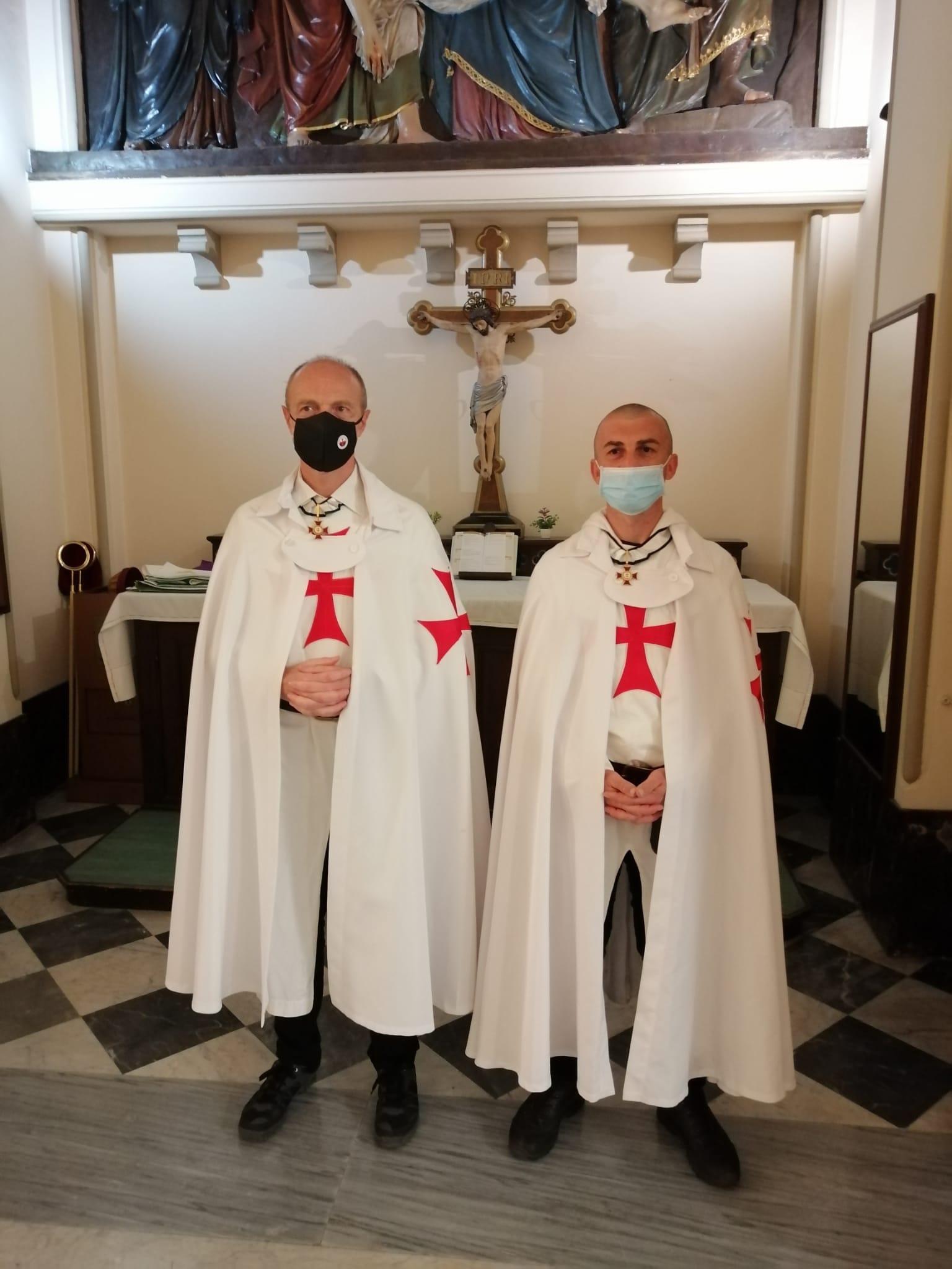 Turno di custodia Chiesa di Sant'Alfonso all'Esquilino – Roma 30.04.2021