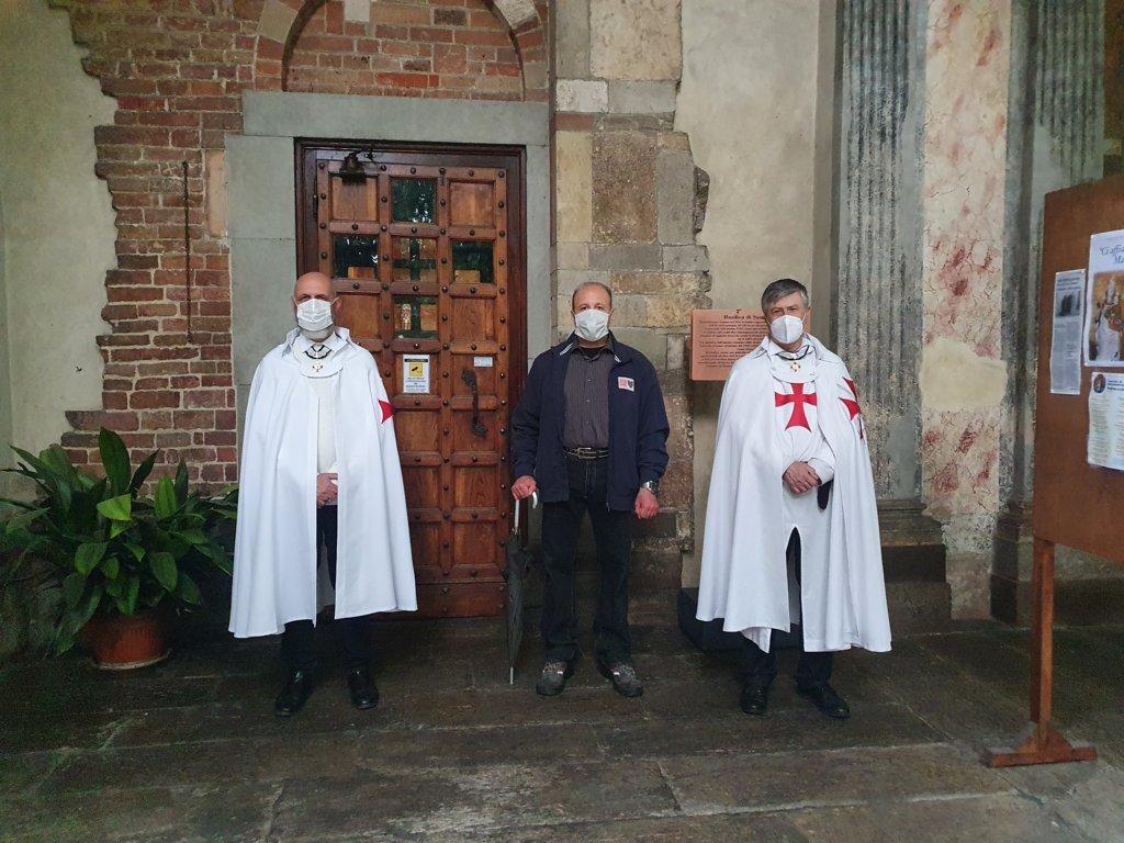 Turno di custodia Chiesa di San Savino – Piacenza 02.05.2021