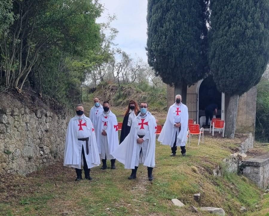 Teilnahme an der Heiligen Messe Kirche Santa Maria – Paganico(GR) 02.05.2021