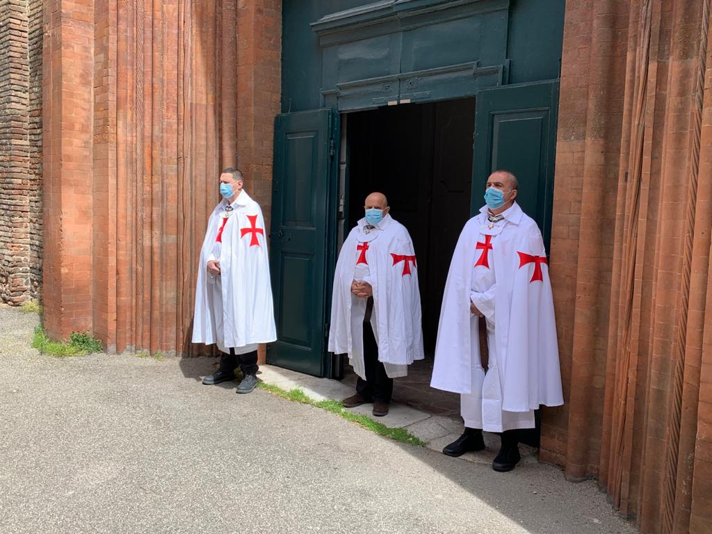 Partecipazione Santa Messa Basilica di San Domenico – Imola(BO) 02.05.2021