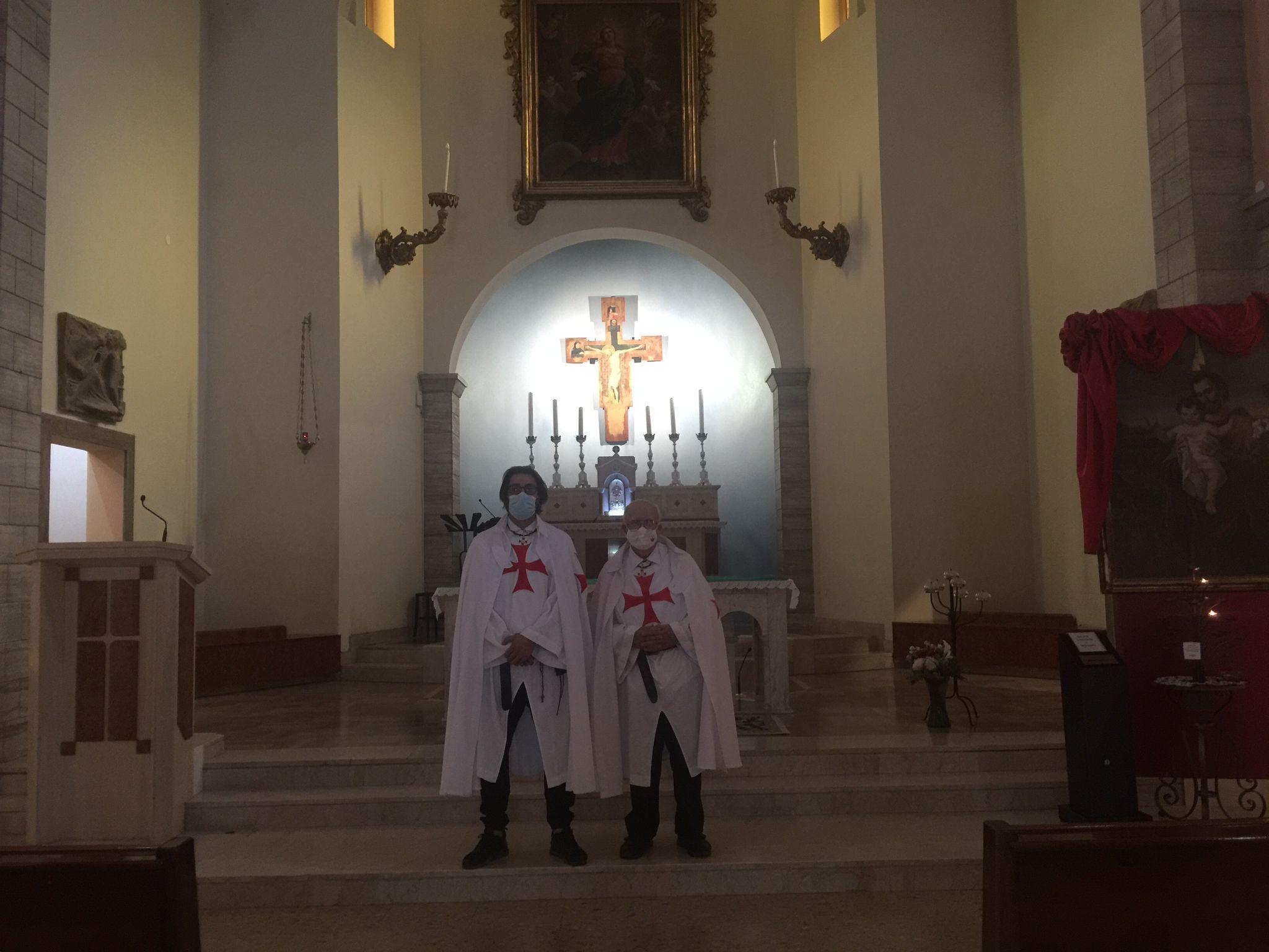 Partecipazione Santa Messa – Chiesa dell'Immacolata – Misano Adriatico (RN)  24.07.2021