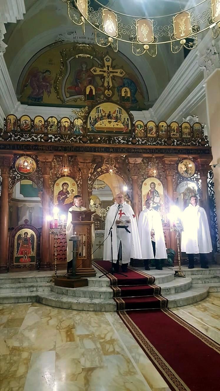 Presidio presso Chiesa S.Maria Assunta di Civita