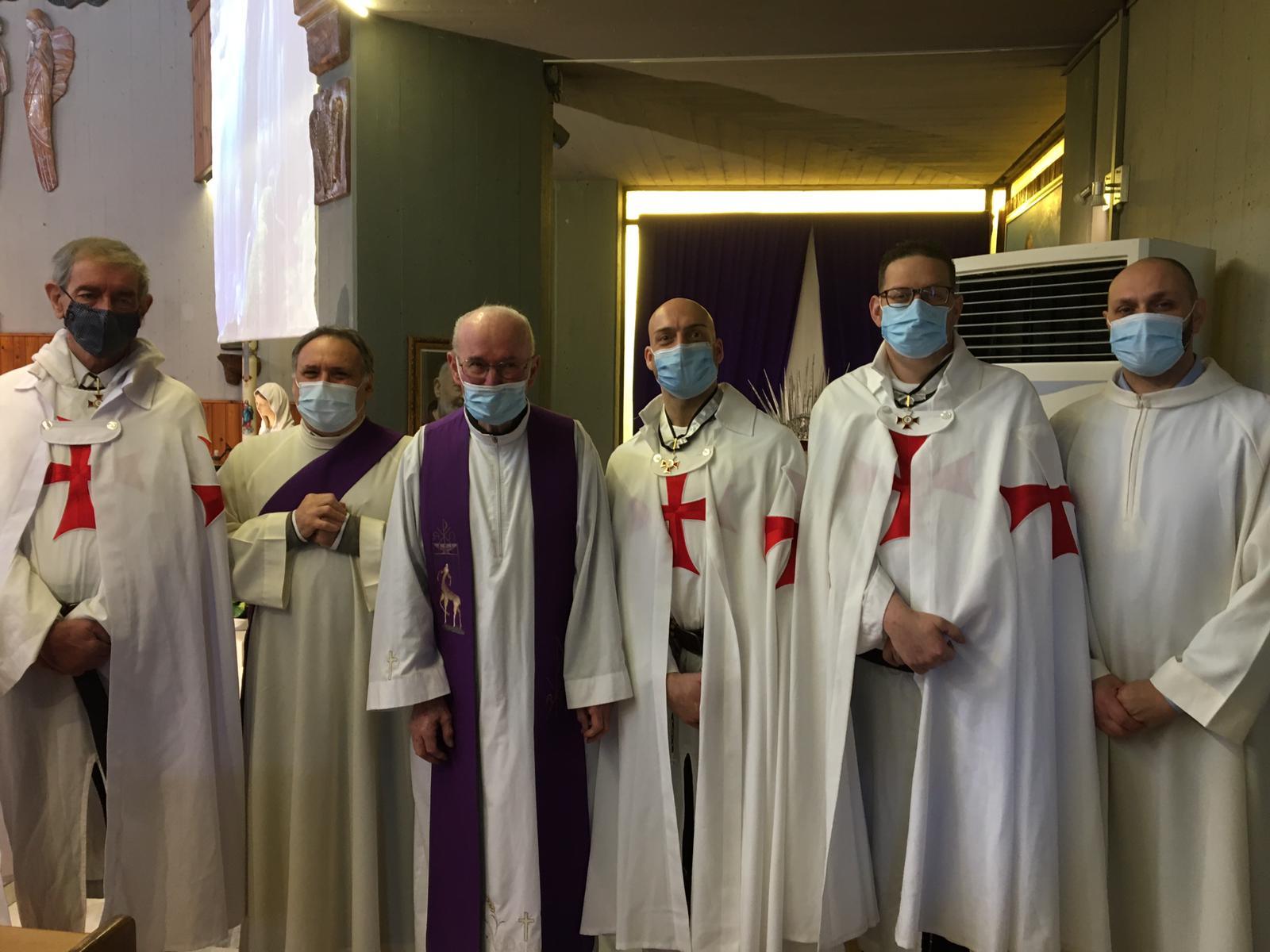 Servizio presso Chiesa San Giacomo di Fruges(RA) 28.02.2021