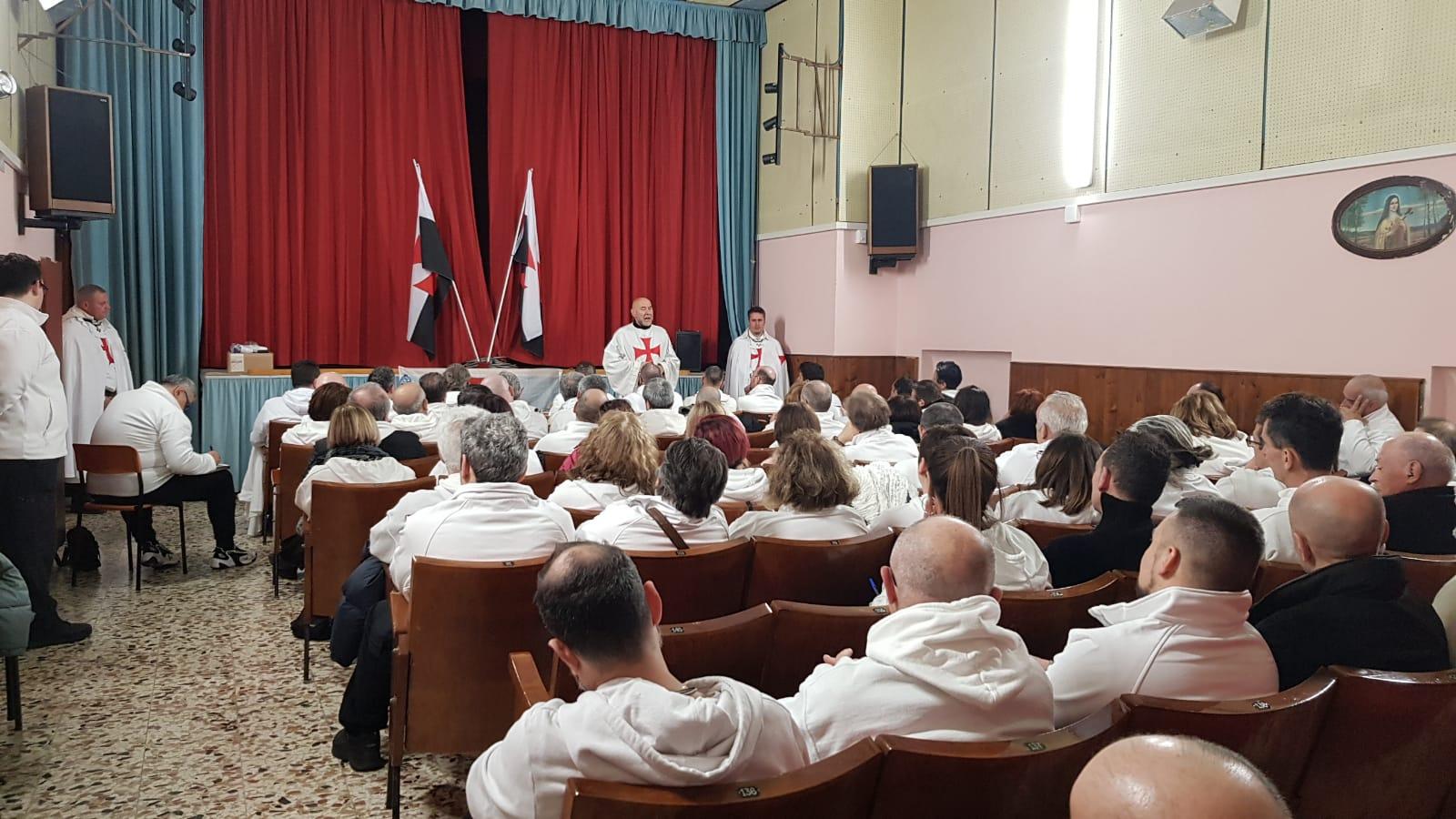 Incontro formativo – Teatro della Chiesa di Pontesanto – Imola – 19feb 2020