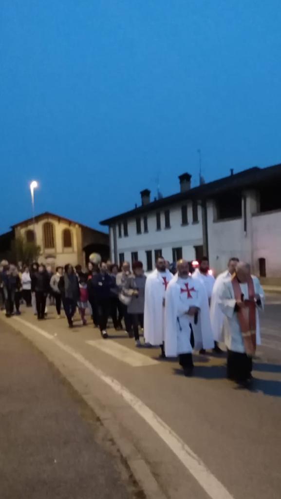 Venerdì Santo 2019 Cadilana (LO)