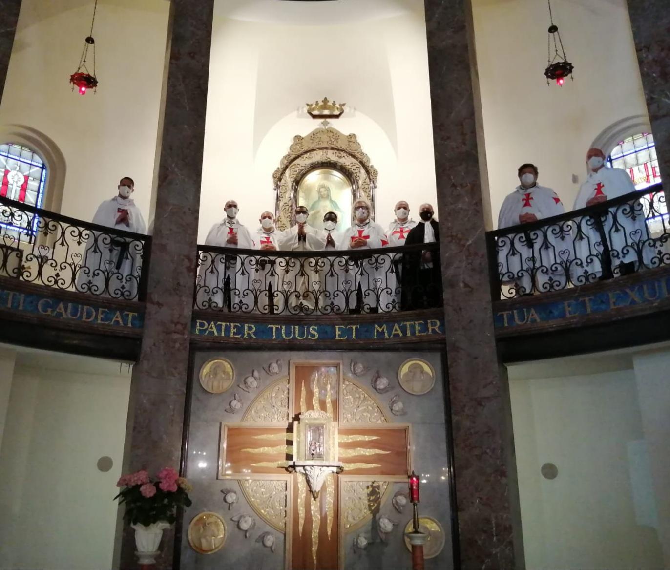 Turno di custodia Chiesa della Sacra Famiglia a Ferrara 02.05.2021