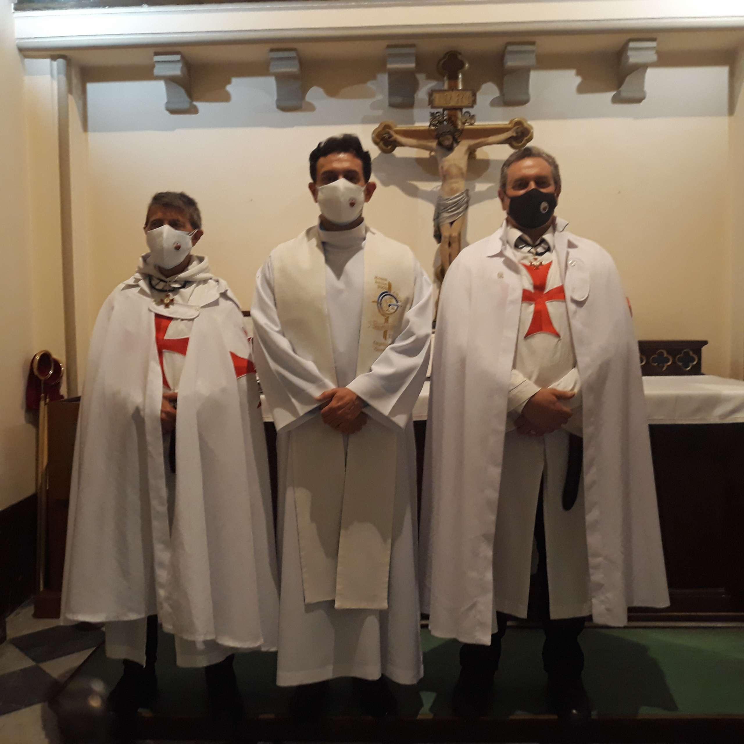 Turno di custodia Chiesa S. Alfonso all'Esquilino – Roma 02.05.2021