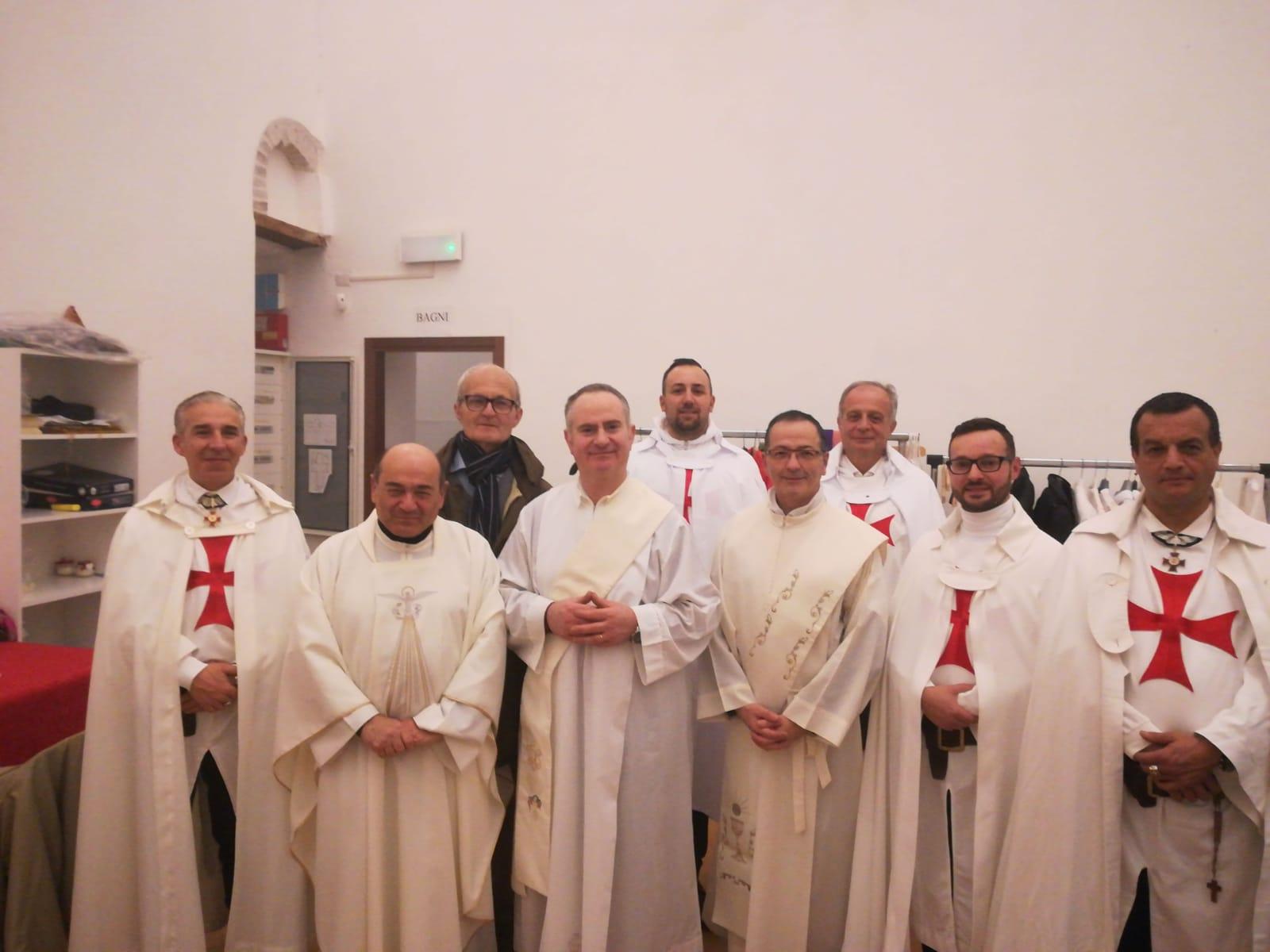 Morrovalle: Messa di Natale