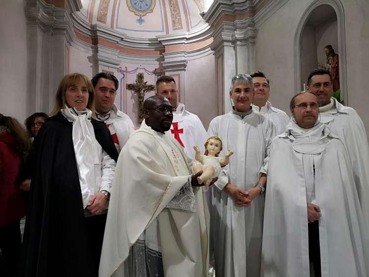 Templari Oggi. Aulla: Veglia di Natale