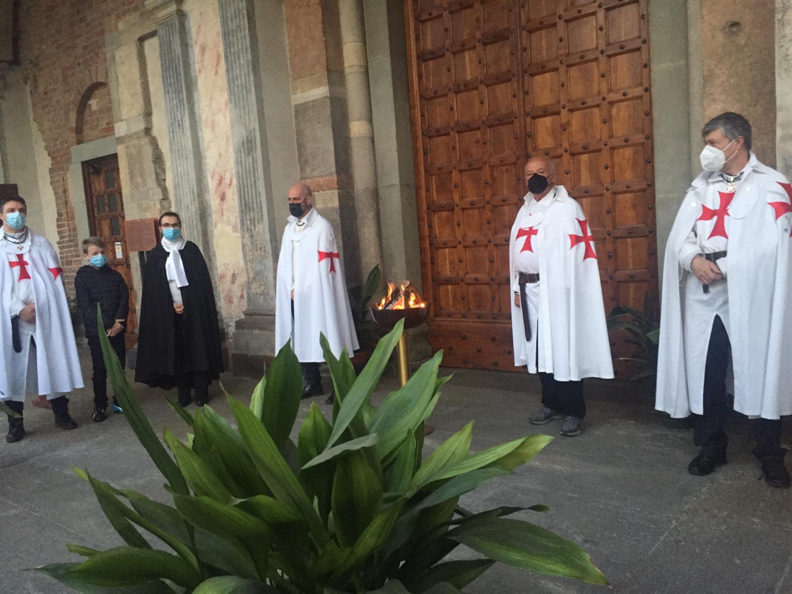 Turno di custodia chiesa di San Savino – Piacenza 03.04.2021