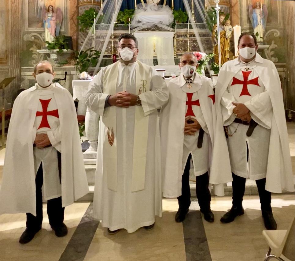 Adorazione Eucaristica – Chiesa Madonna delle Grazie – Tremestieri Etneo (CT) 30.04.2021