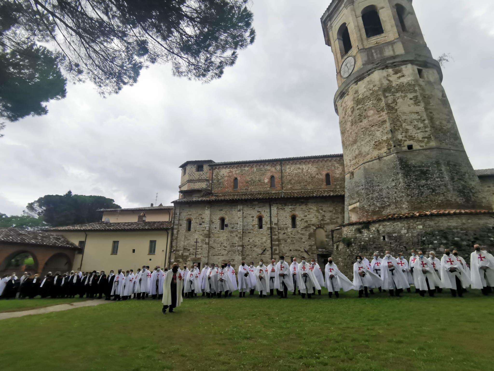 Ritiro Spirituale ad Assisi e Santa Messa nell'Abbazia di San Salvatore a Umbertide (Ottobre 2020) parte 2