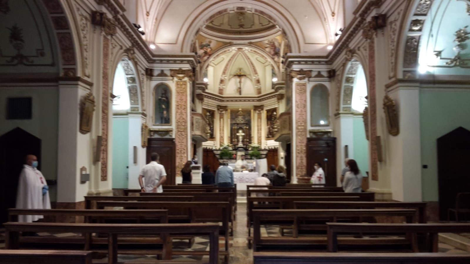 Riapertura Chiesa di S. Rocco a Barzana (BG)