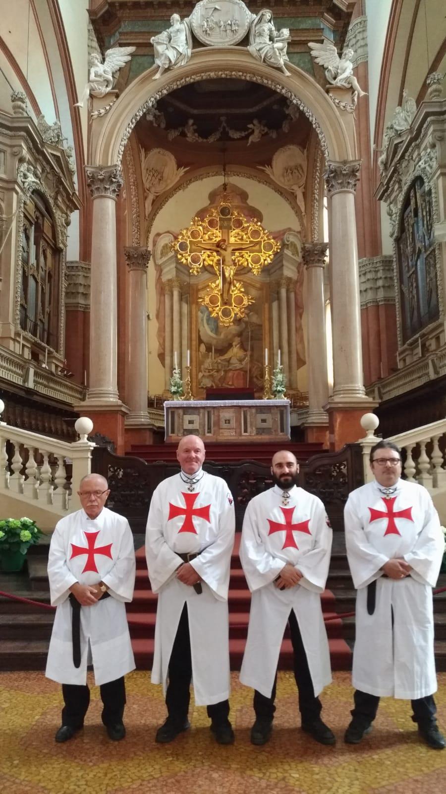 Custodia della Basilica di San Petronio a Bologna – 02 e 03 Giu 2018