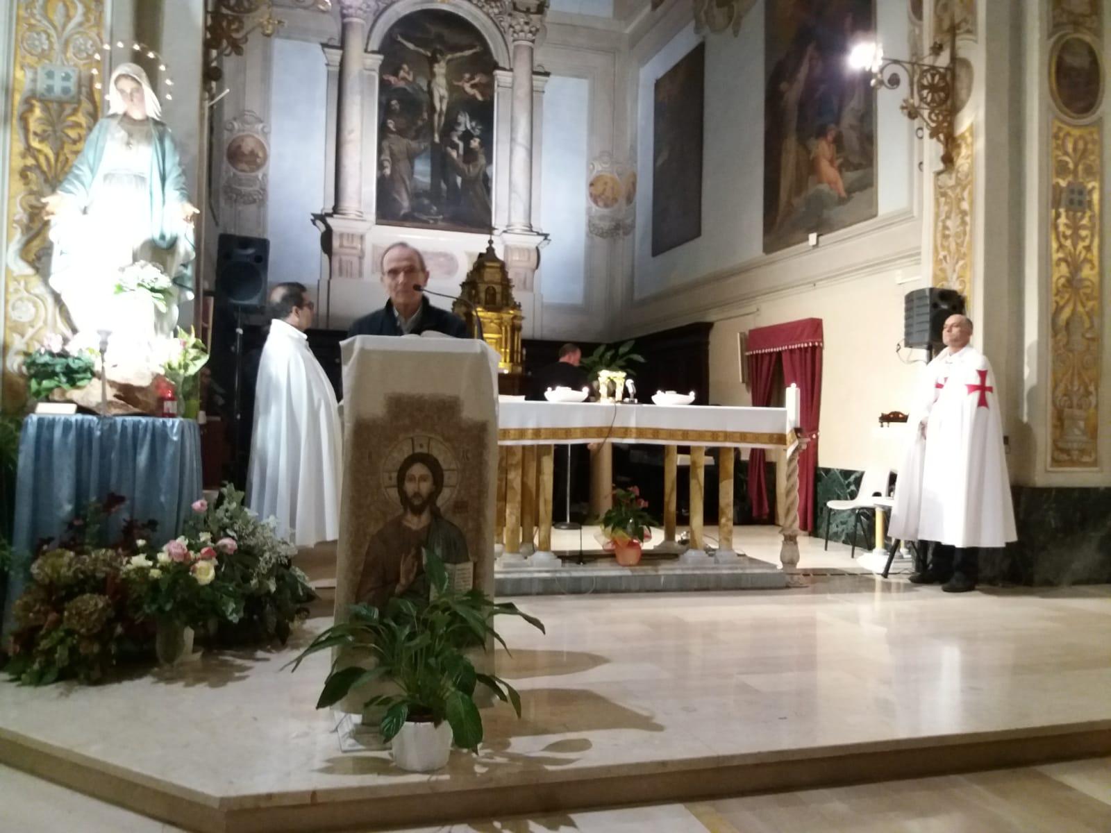 Custodia del Santuario di San Pasquale Baylon – Ostra Vetere (AN) – 3 Dic. 2018
