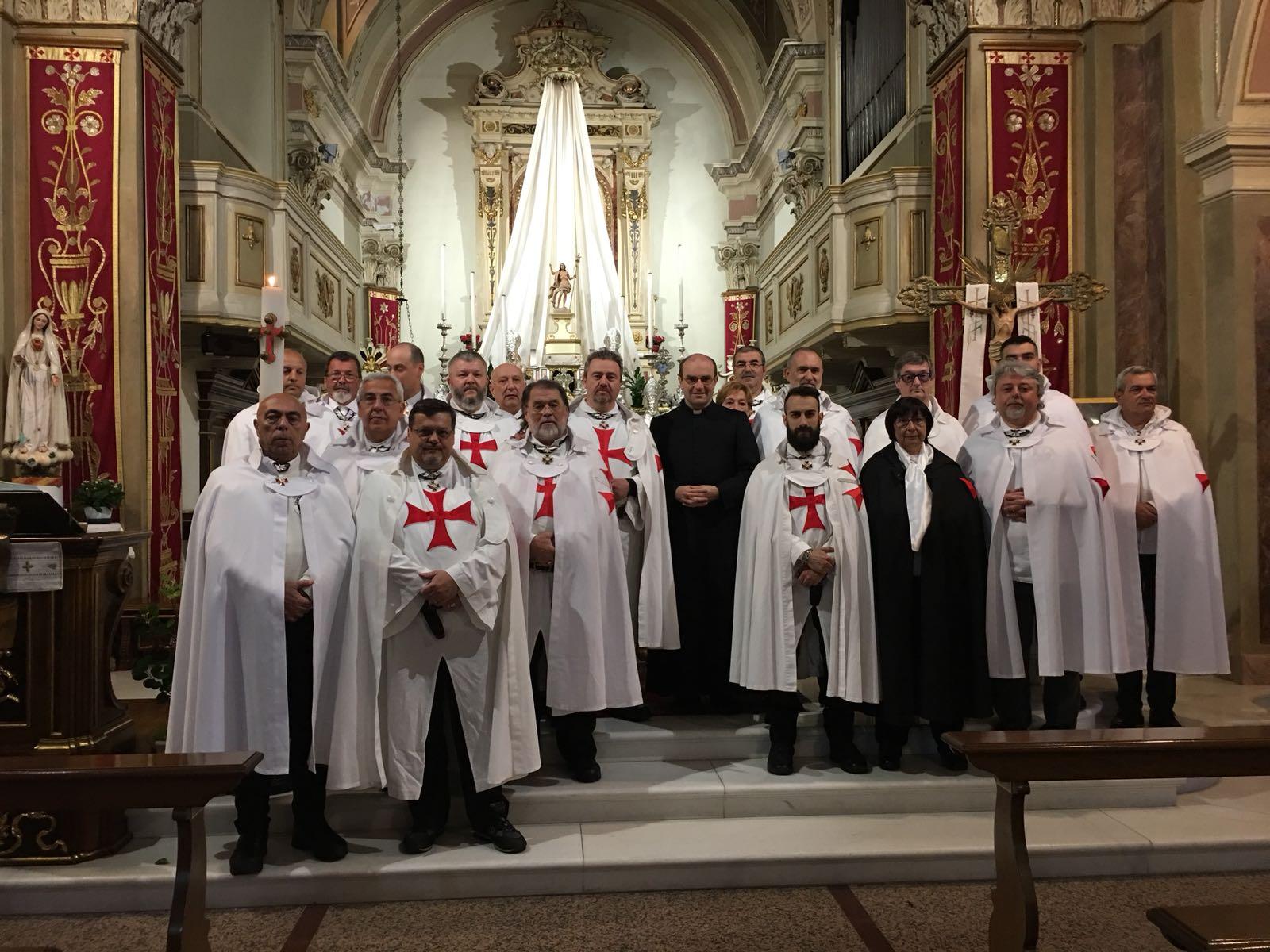 Veglia notturna di preghiera e Santa Messa a Zocco di Erbusco 2018