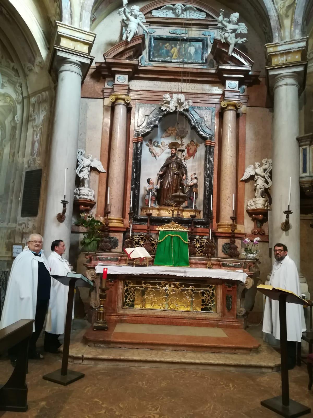 Messa Cremona settembre 2019