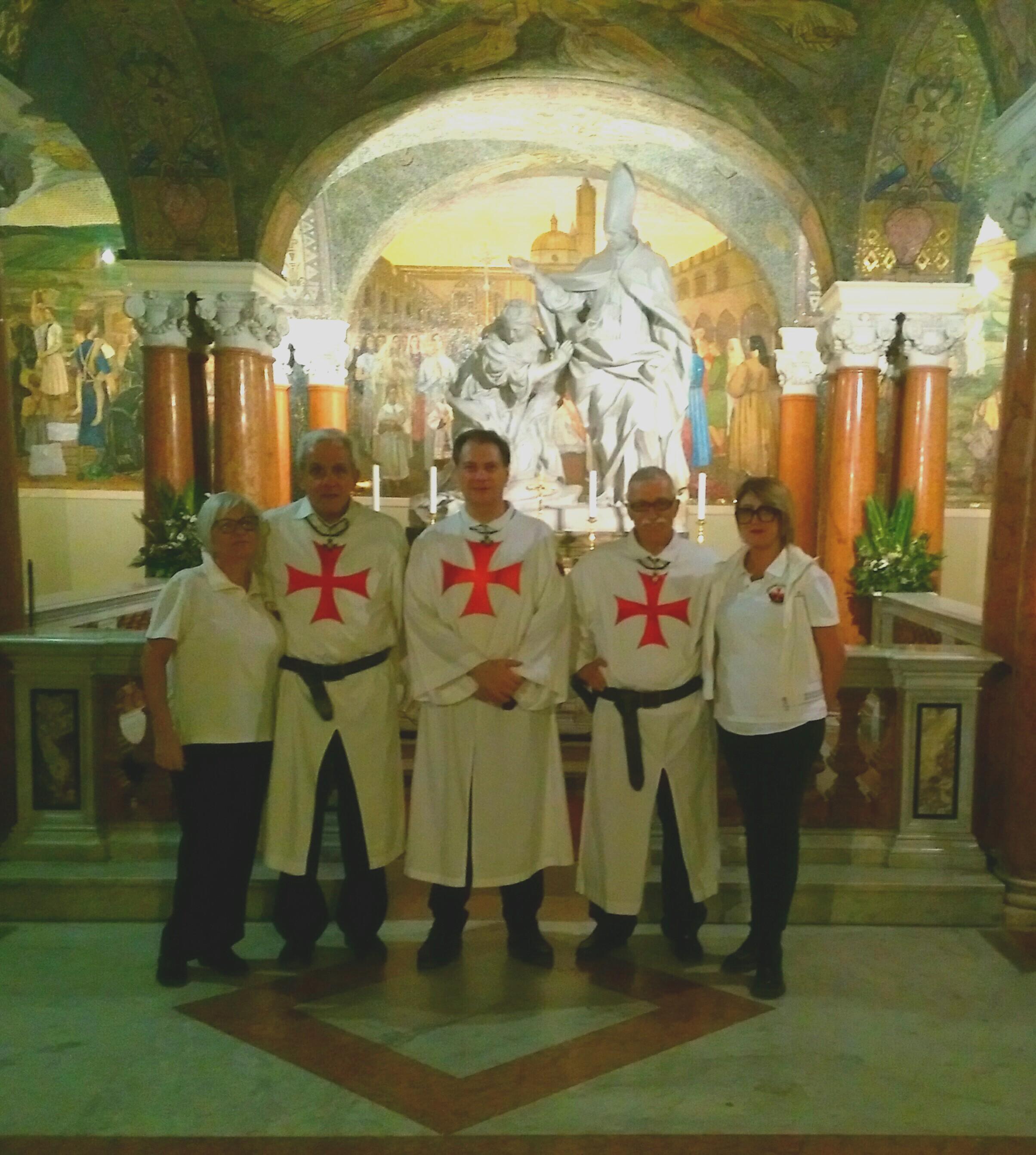 Partecipazione alla Santa Messa ad Ascoli Piceno