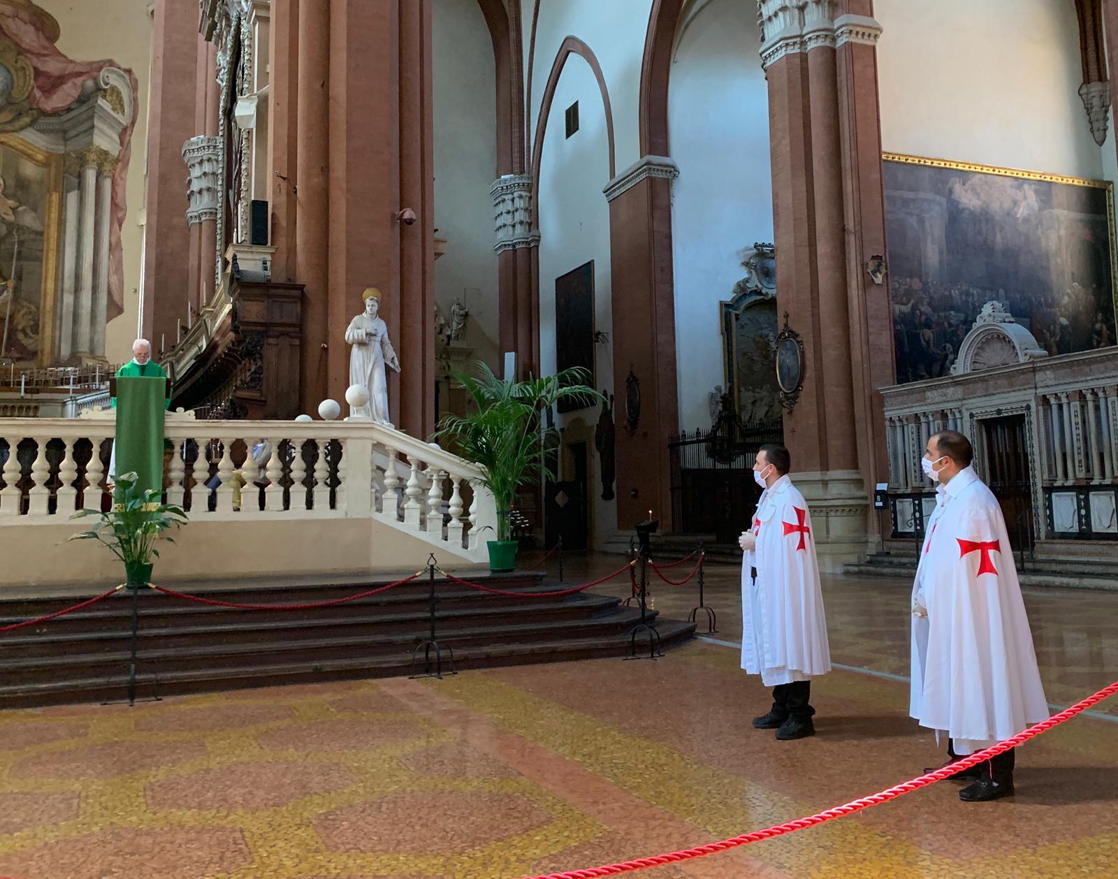 Turno di custodia Basilica di San Petronio a Bologna