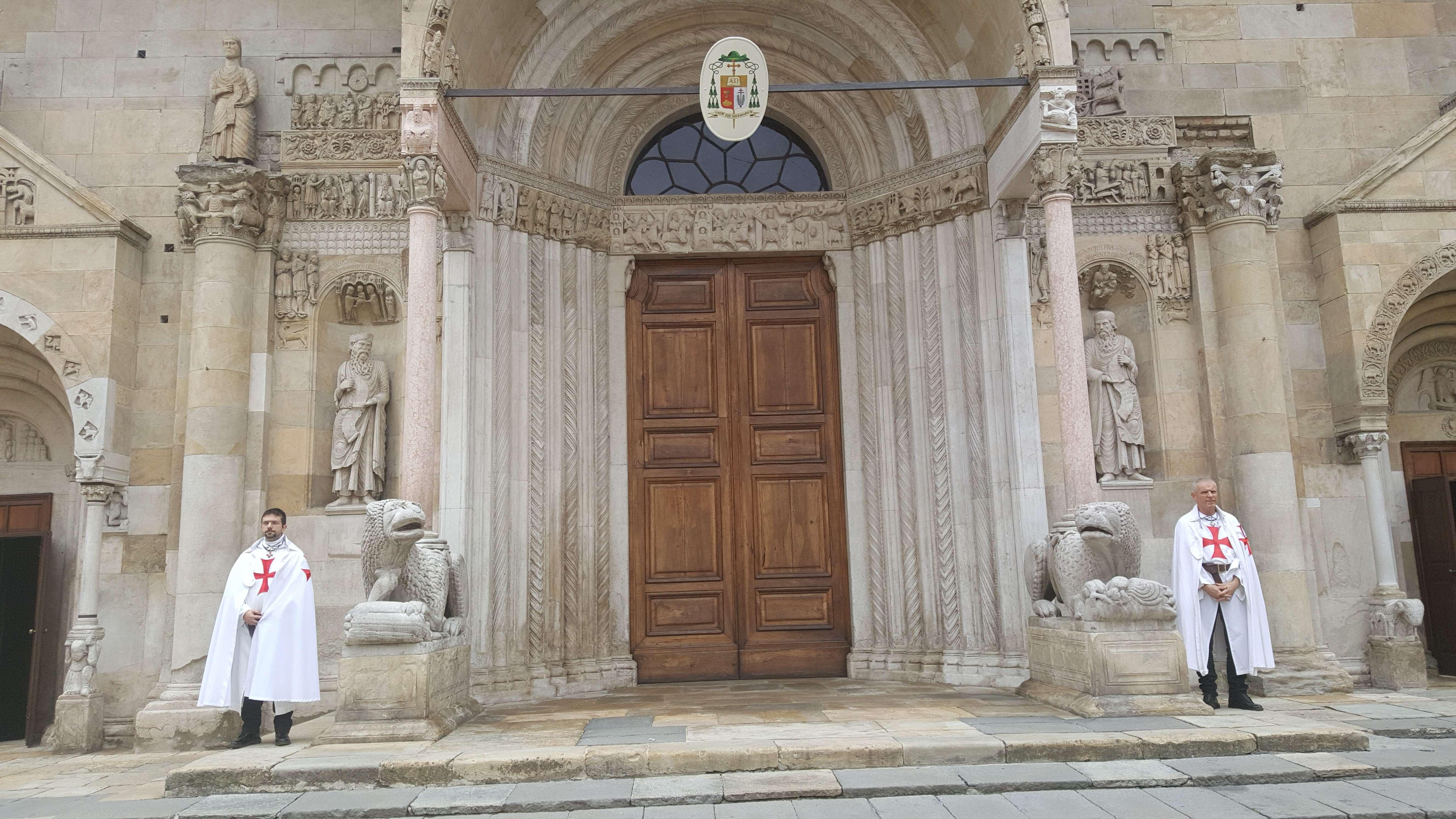 Custodia Duomo di Fidenza ottobre 2019
