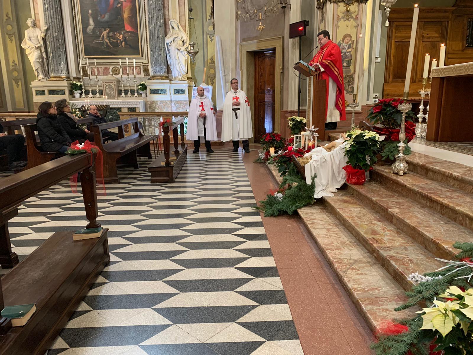Messa di S. Stefano 2019 Suisio (BG)