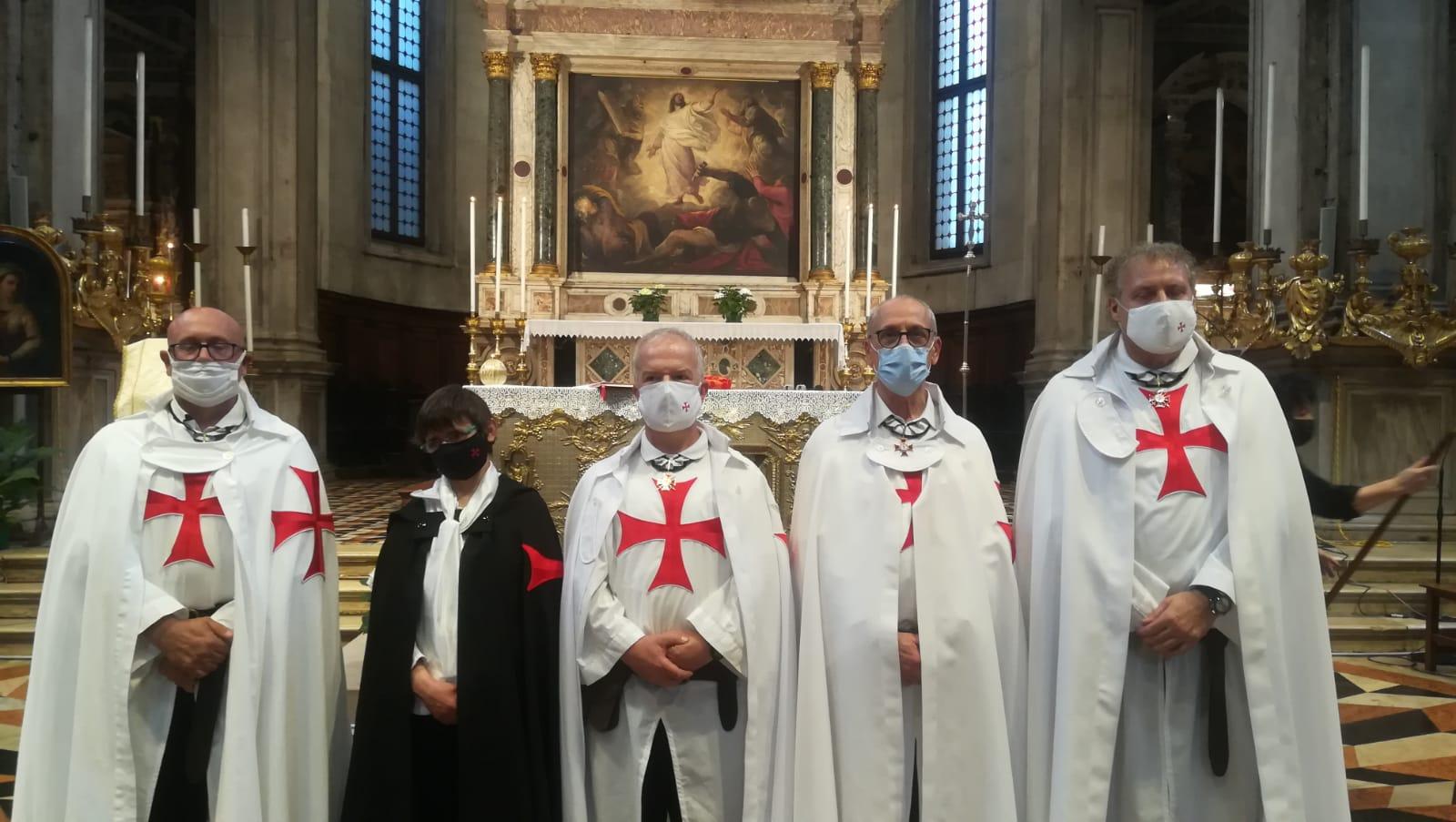 Partecipazione Santa Messa – Chiesa San Salvador – Venezia 05.06.2021