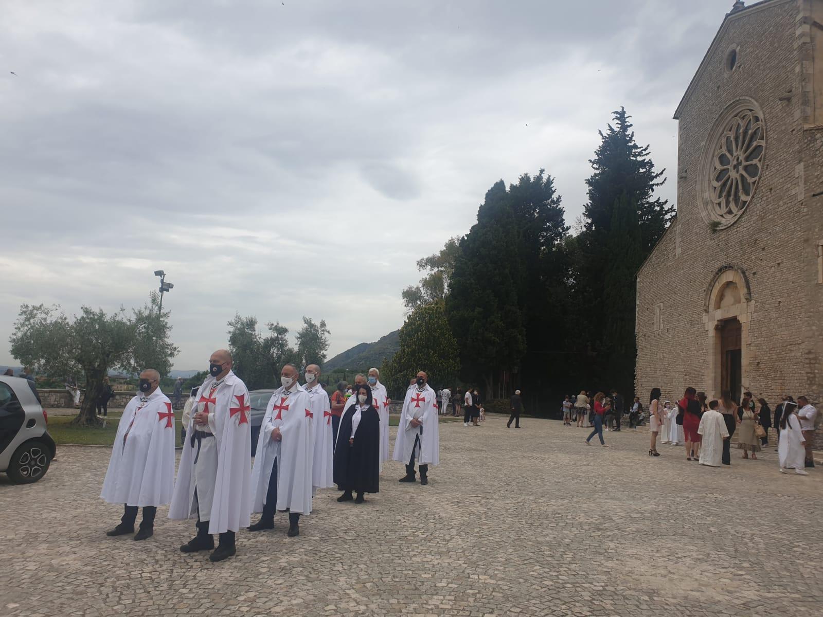 Turno di custodia Abbazia di Valvisciolo e Chiesa della Madonna del Fossato – Sermoneta(LT) 06.06.2021