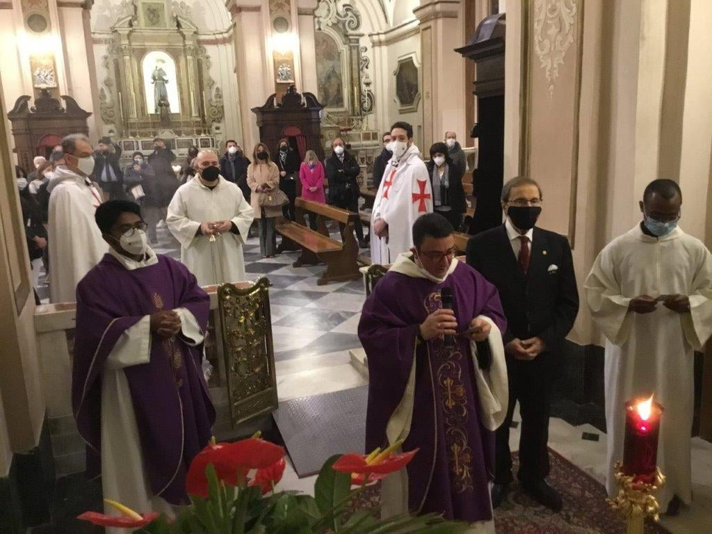 Rito Solenne per la commemorazione dell'anniversario della salita al Padre della Venerabile Maria Clotilde