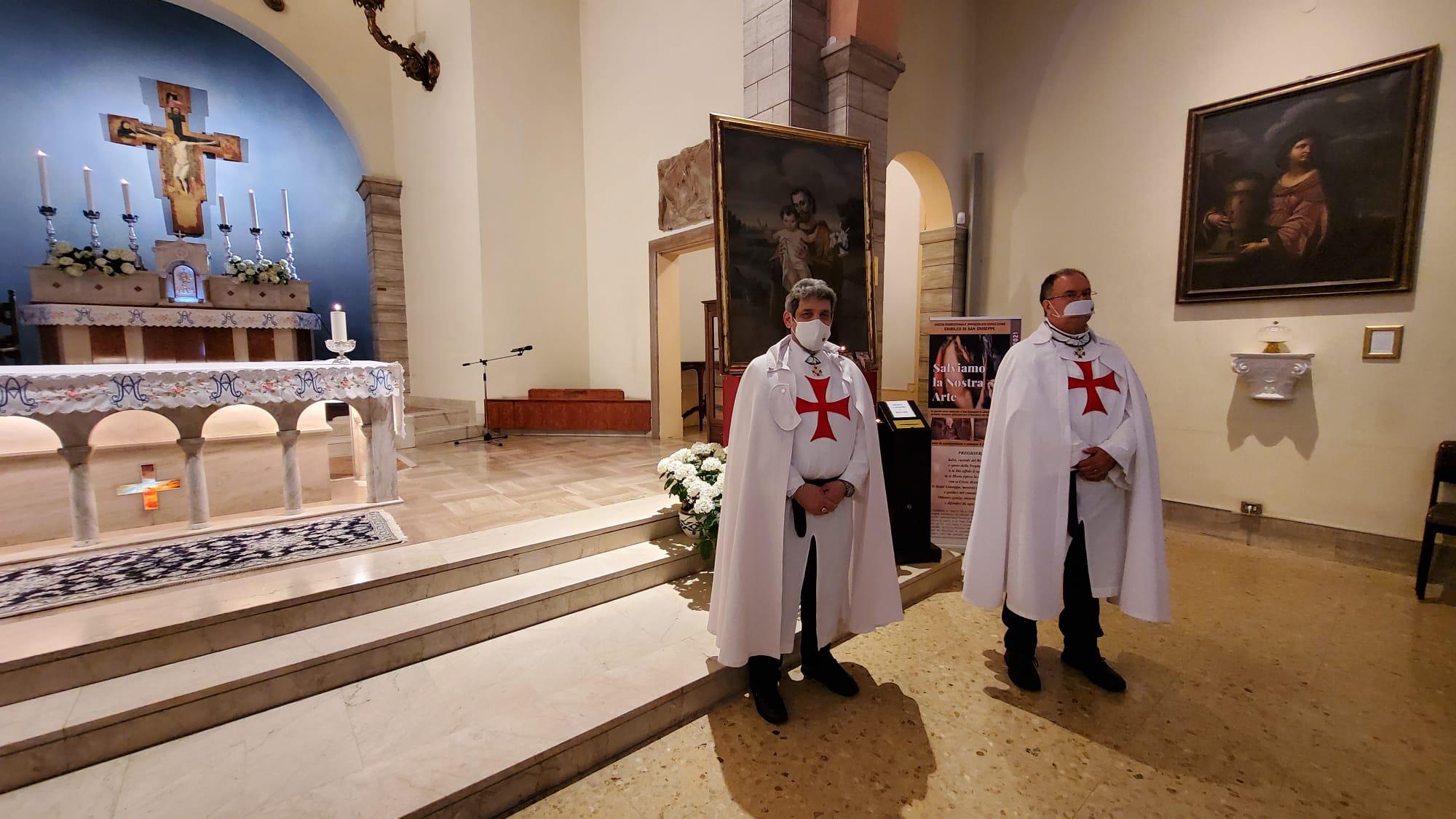 Partecipazione Santa Messa – Chiesa dell'Immacolata – Misano Adriatico (RN) – 02.05.2021