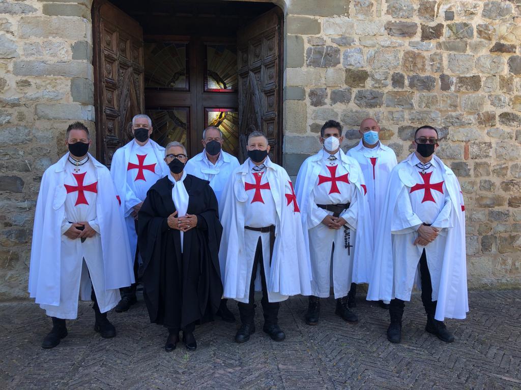 Teilnahme an der Heiligen Messe Heiligtum Unserer Lieben Frau von der Gnade – Campagnatico (GR) 09.05.2021