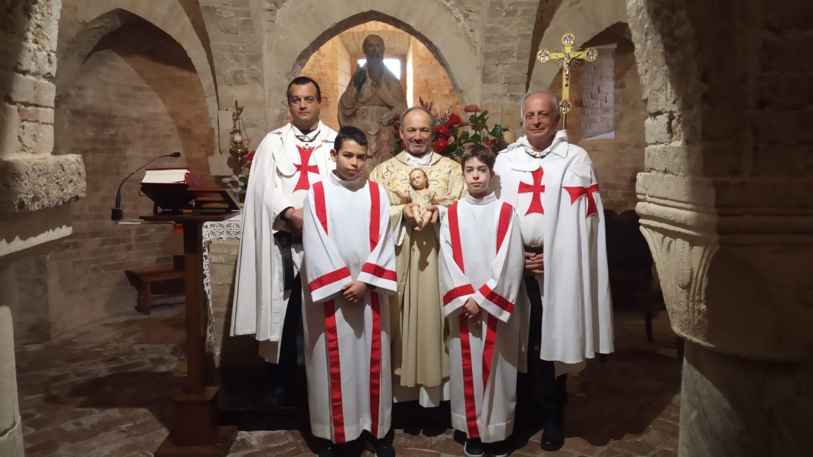 Santa Messa per l'Epifania del Signore – Abbazia di S.Firmano a Montelupone (MC)