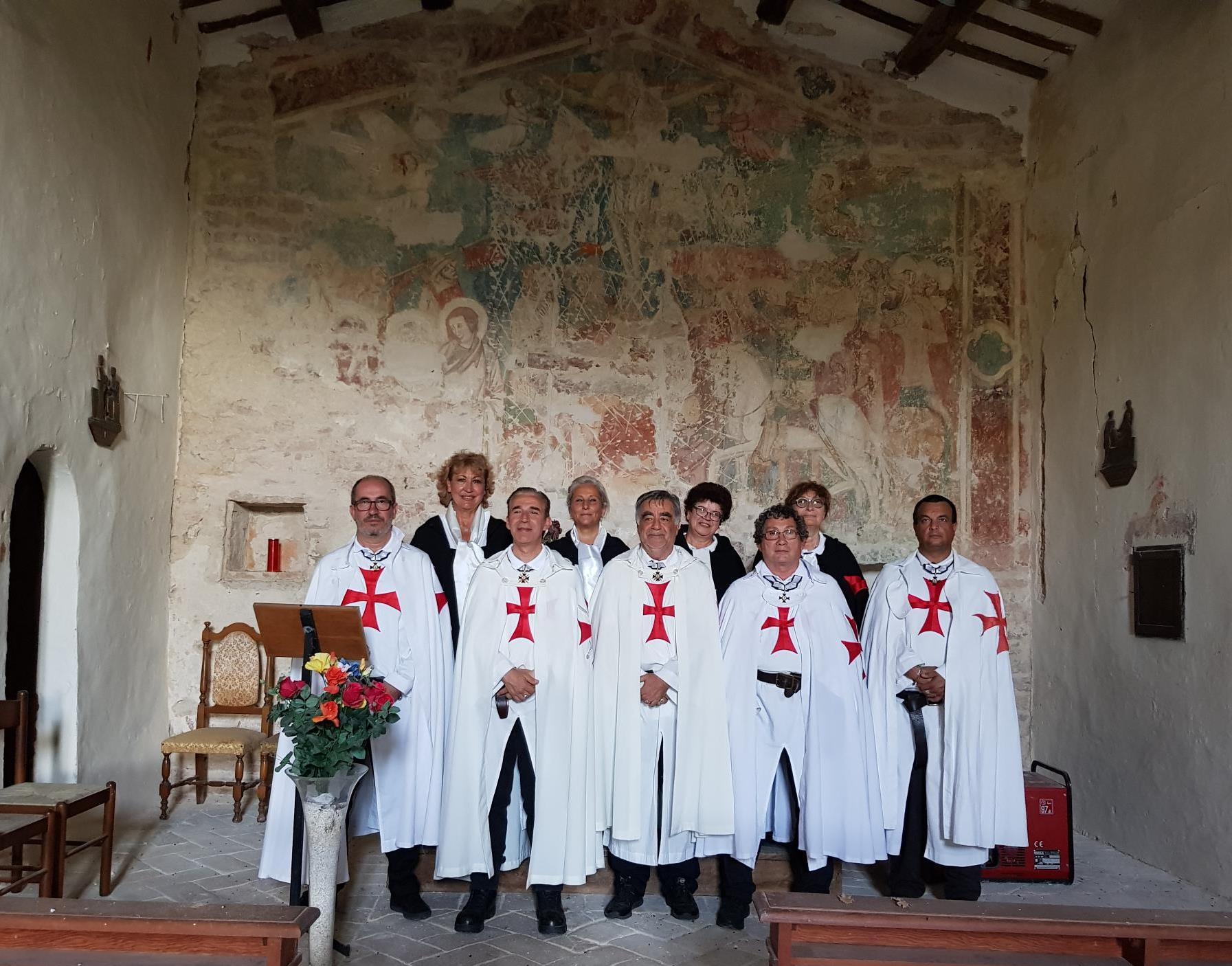 Veglia e Santa Messa – Chiesa del SS. Salvatore a Collemese di Fiastra (MC) 6 ago 2019