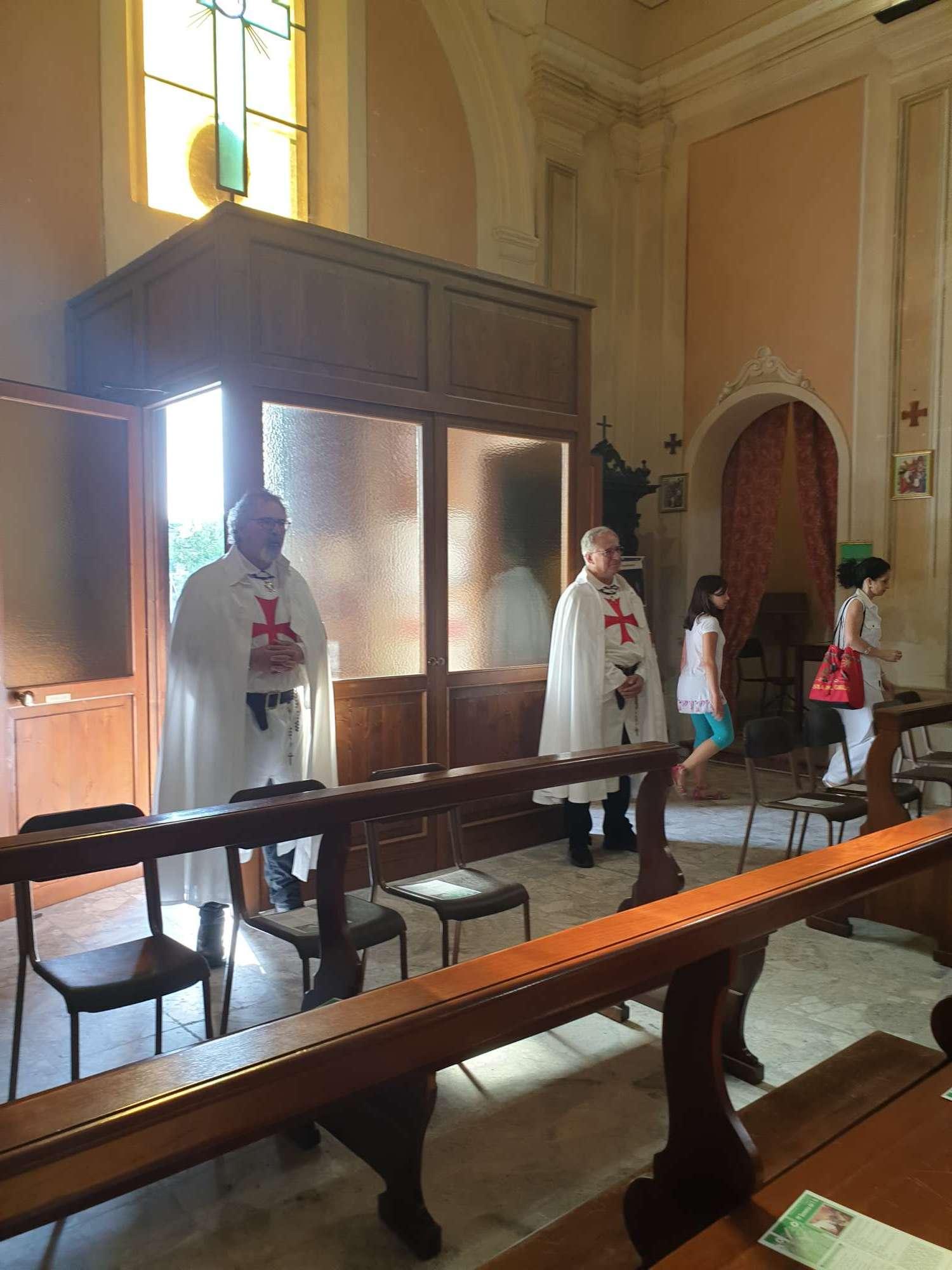 Santa Messa ad Aguscello (FE) 11 ago 2019
