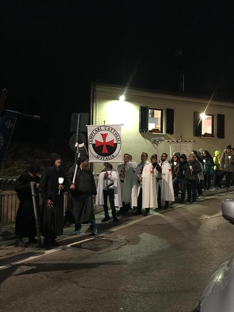 Pellegrinaggio Recanati-Loreto in occasione della traslazione della Santa Casa – 09.12.2019