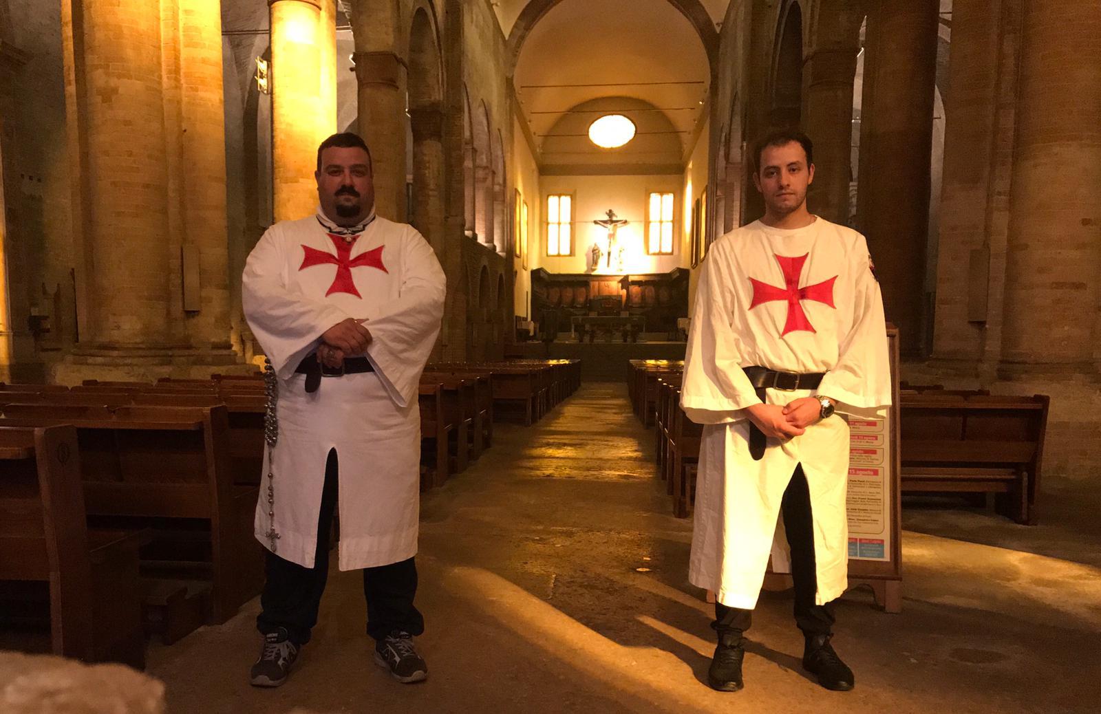Custodia dell'Abbazia di San Mercuriale a Forlì – 11.08.2019