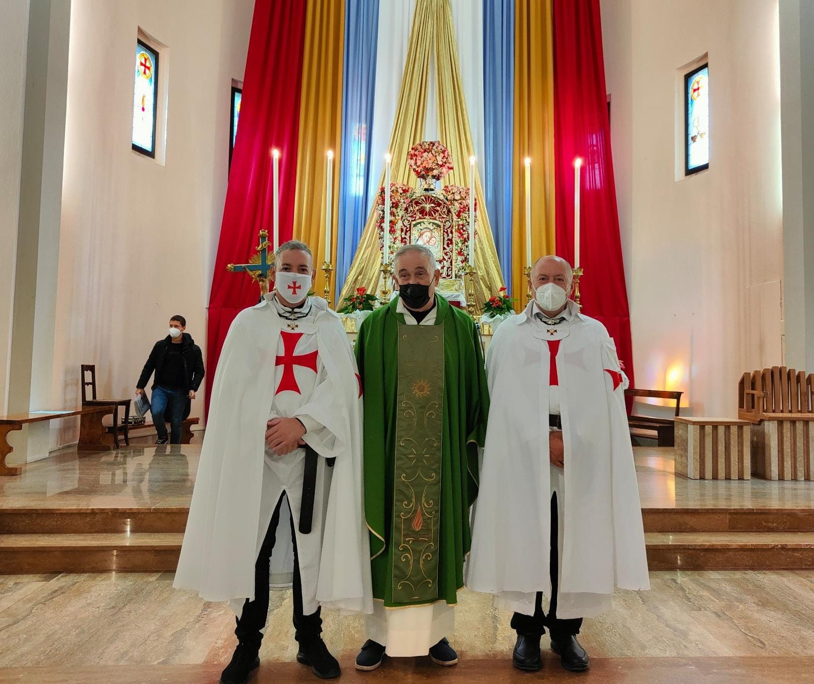 Santa Messa – Chiesa San Bartolomeo – Borgo Tossignano (BO) 10.10.2021