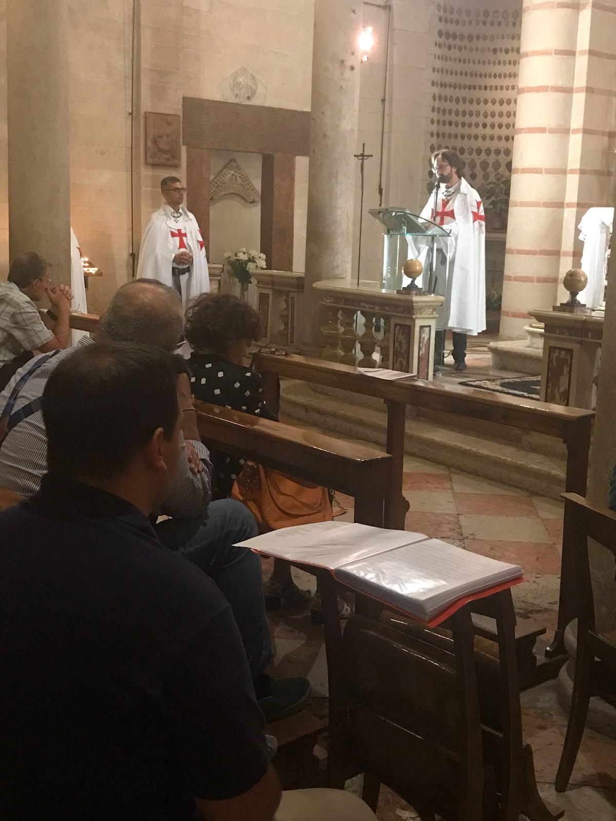 S. Messa e Adorazione Eucaristica notturna guidata dal Vicario alla Pastorale della Diocesi di Verona