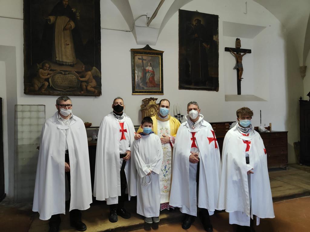 Servizio di presidio Basilica San Domenico Imola(BO) 11.04.2021
