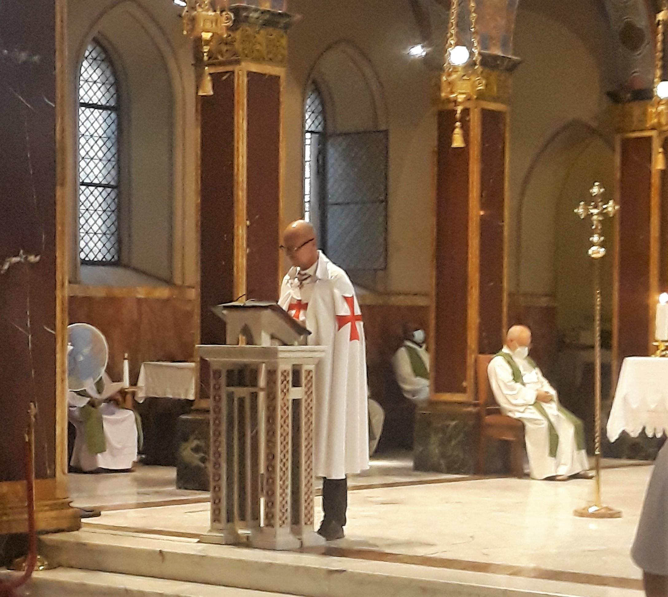 Santa Messa per la Commemorazione della Beata suor Maria Celeste Crostarosa – Chiesa di Sant'Alfonso all'Esquilino – Roma 11.09.2021
