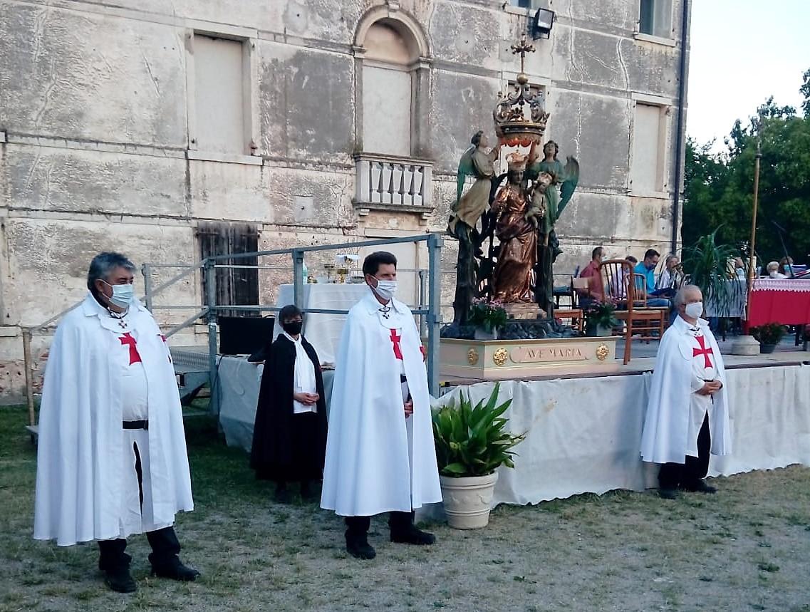 Santa Messa presso Villa Comunale di San Giacomo di Romano (VC) 11.09.2021