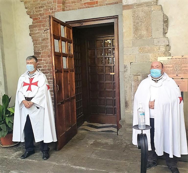 Custodia – Chiesa di San Savino – Piacenza 11.09.2021