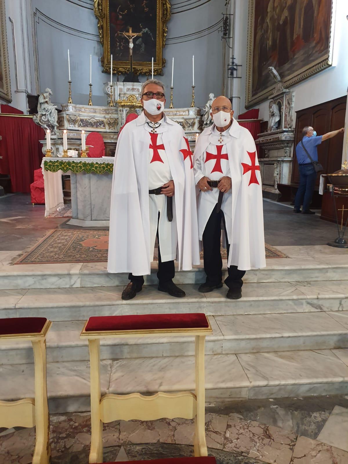 Turno di custodia – Basilica Maria SS. Annunziata al Carmine – Catania 10.10.2021