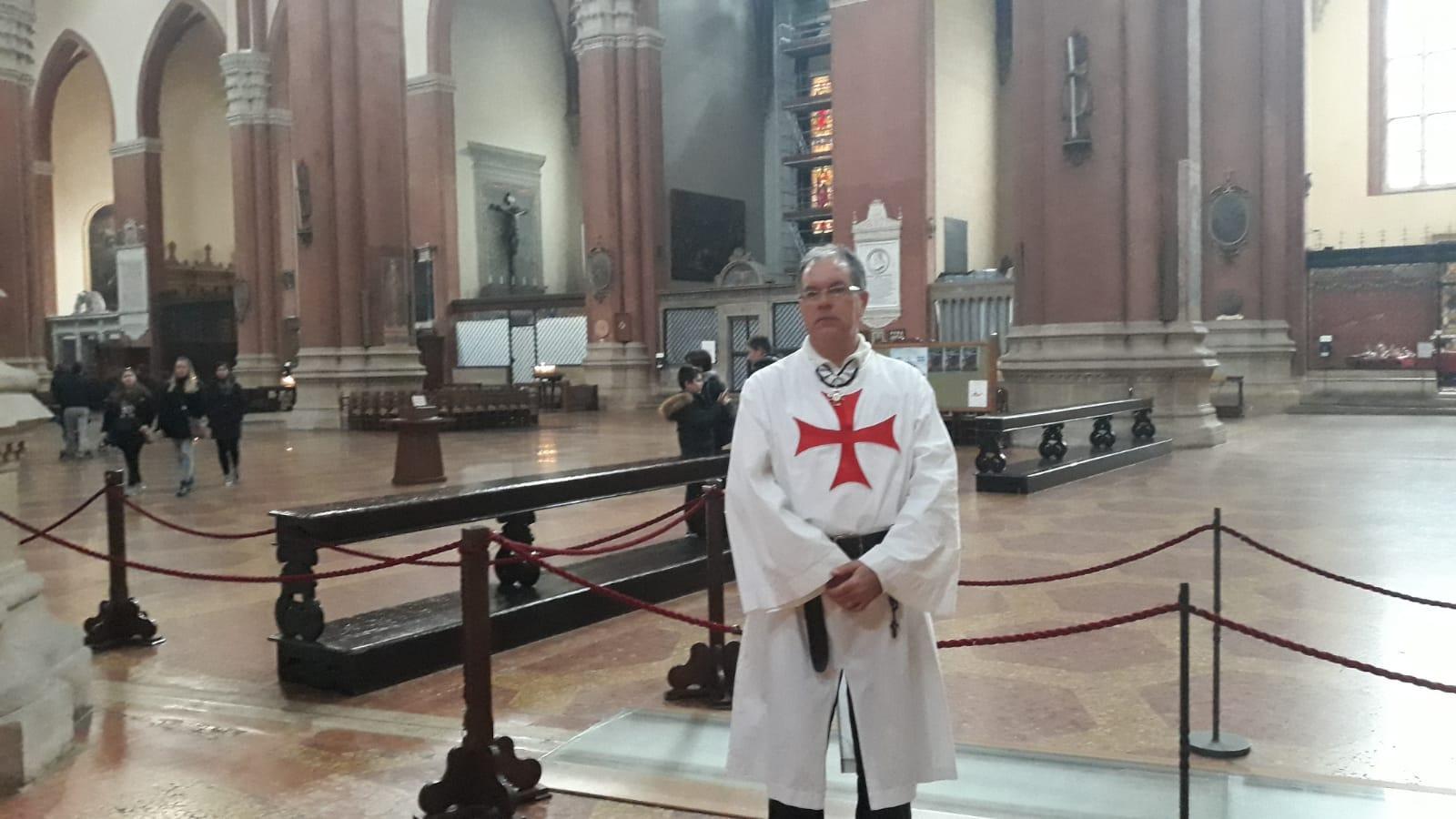 Custodia della Basilica di San Petronio a Bologna  9 – 10 Febbraio 2019