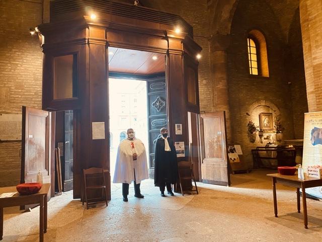 Turno di custodia Abbazia di San Mercuriale – Forlì – 11.10.2020