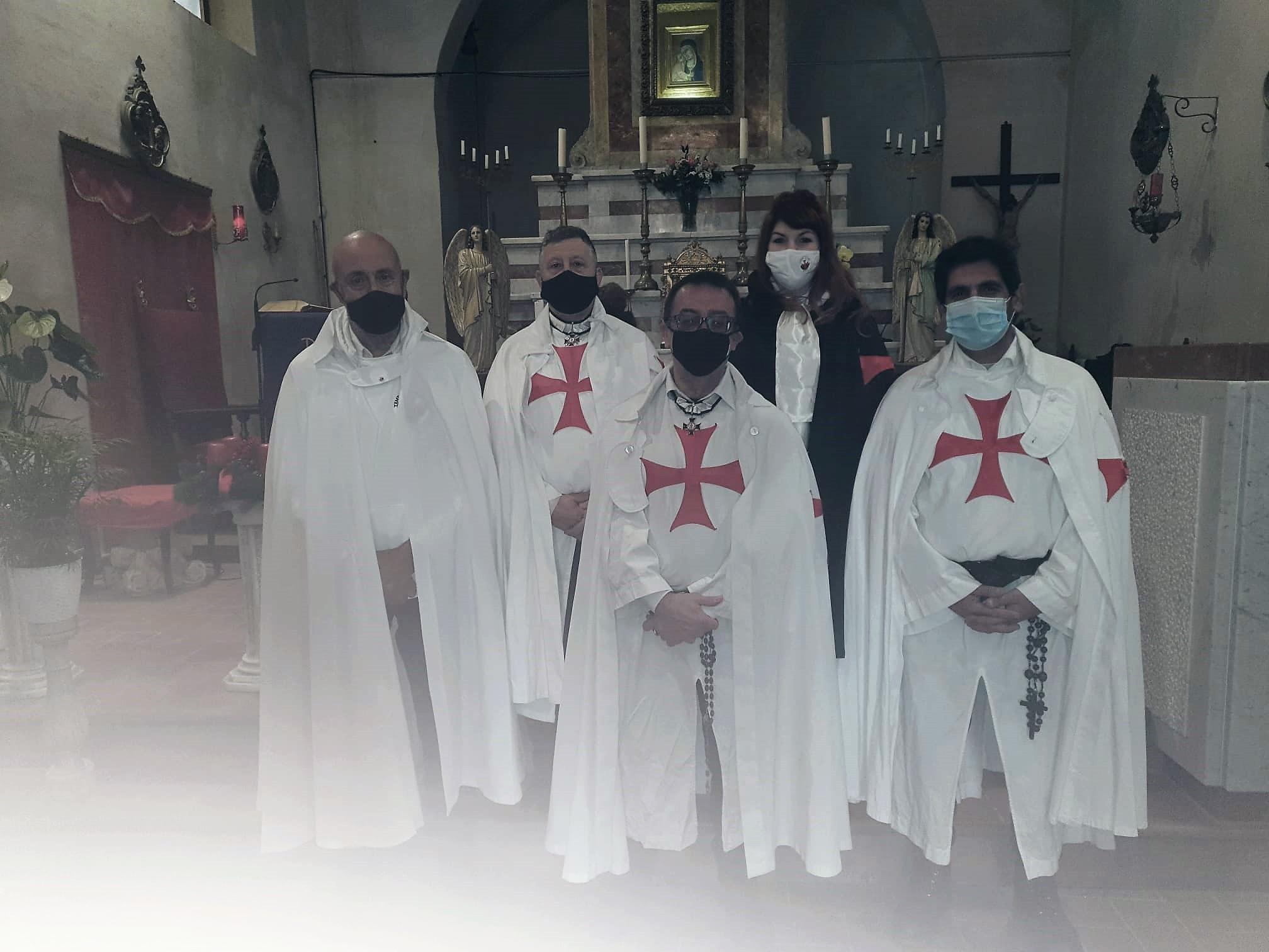 Partecipazione alla Santa Messa – Montorsaio(GR) – 13.12.2020