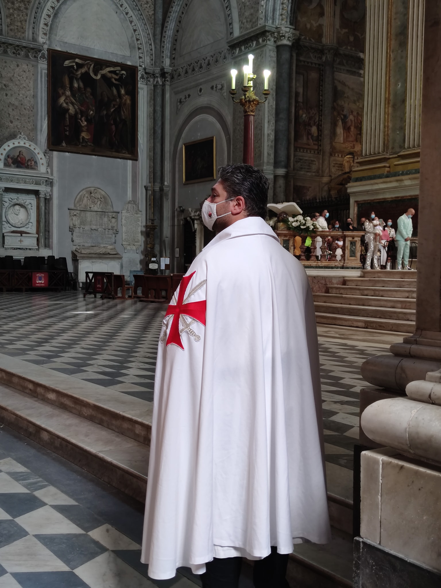 Santa Messa al Duomo di Napoli – 12 09 2021