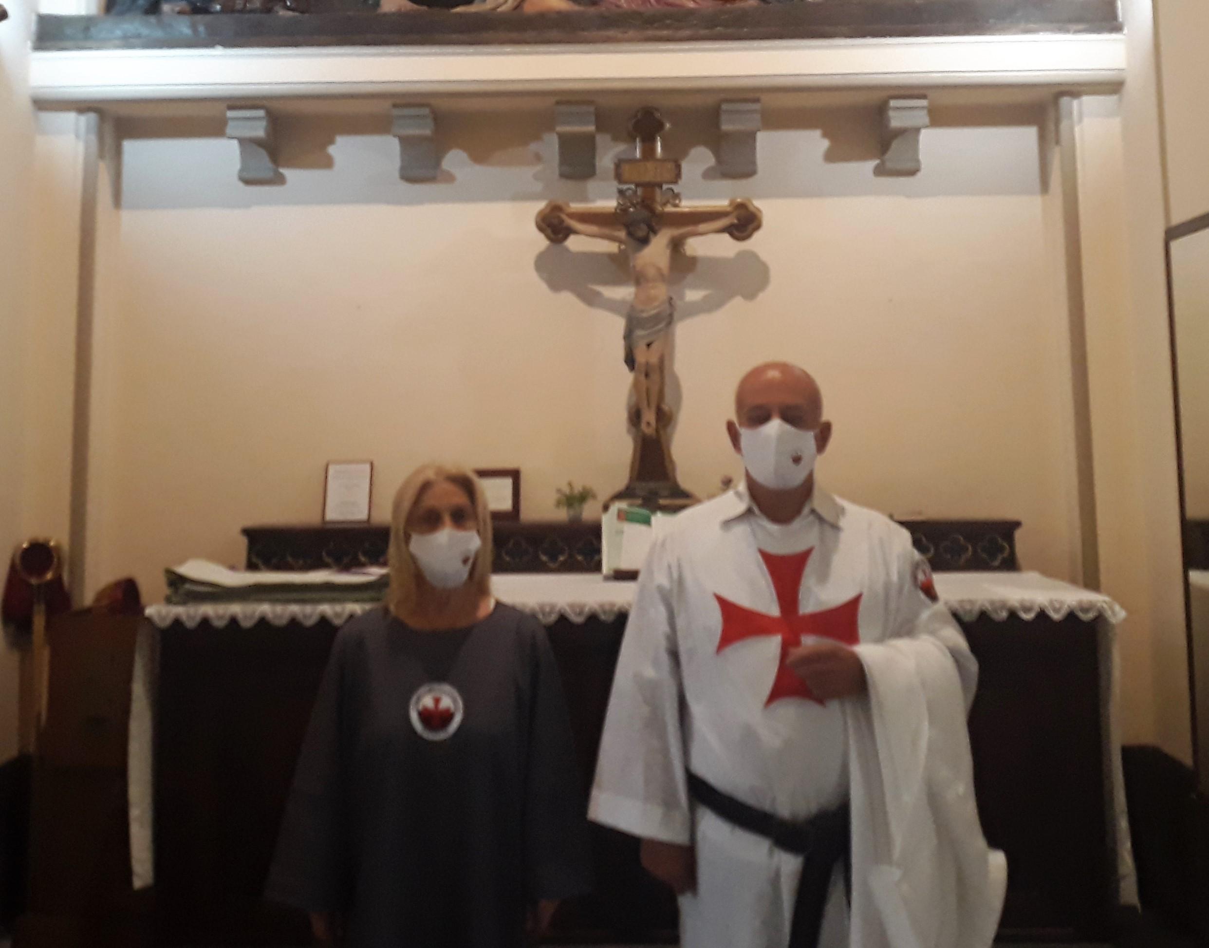 Custodia – Chiesa di Sant'Alfonso all'Esquilino – Roma 12.09.2021