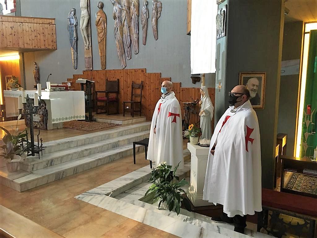 Santa Messa presso la Chiesa di San Giacomo Apostolo a Fruges (RA) 12.09.2021