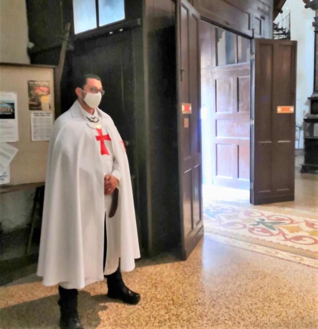 Custodia della Chiesa di San Domenico a Torino 12.09.2021